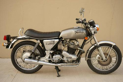 Norton Motorcycles for Sale - MotoHunt