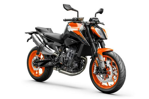 2021 KTM 890 Duke | First Look Review