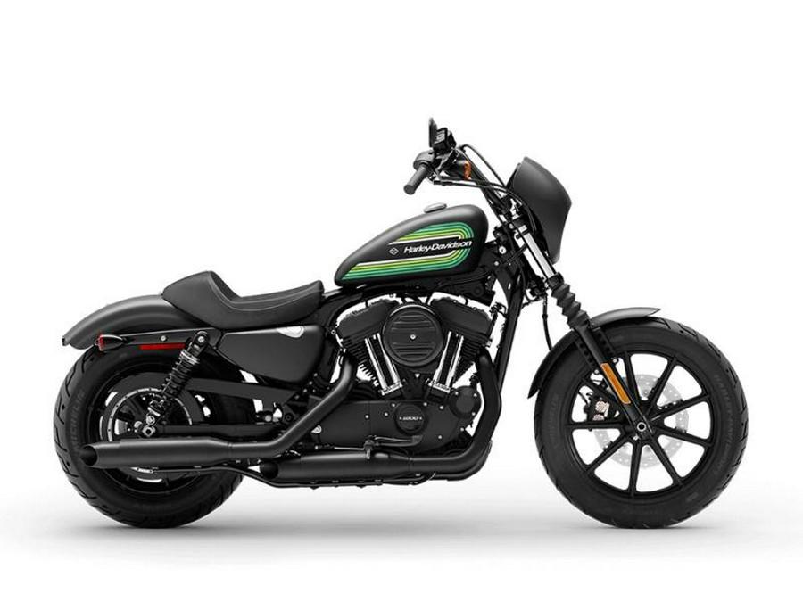 2021 Harley-Davidson® XL1200NS - Iron 1200™