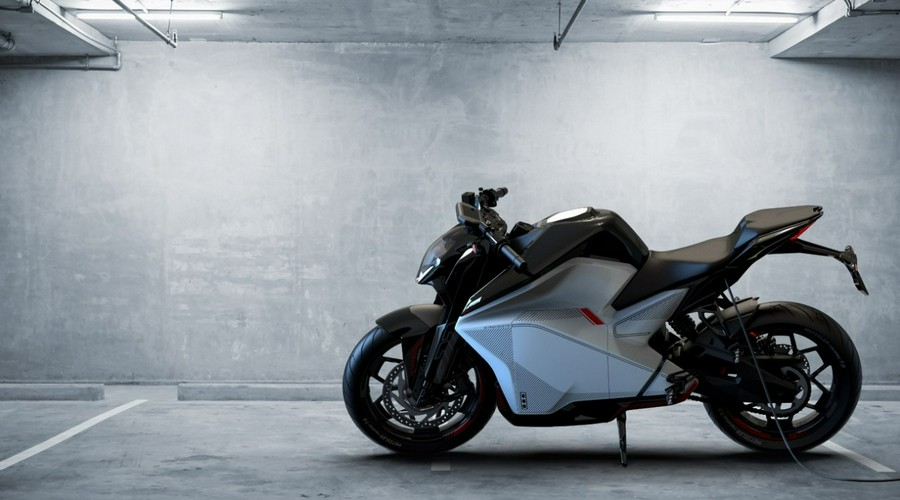 Ultraviolete F77 - Electric motorcycle meets 325 lb/ft of torque