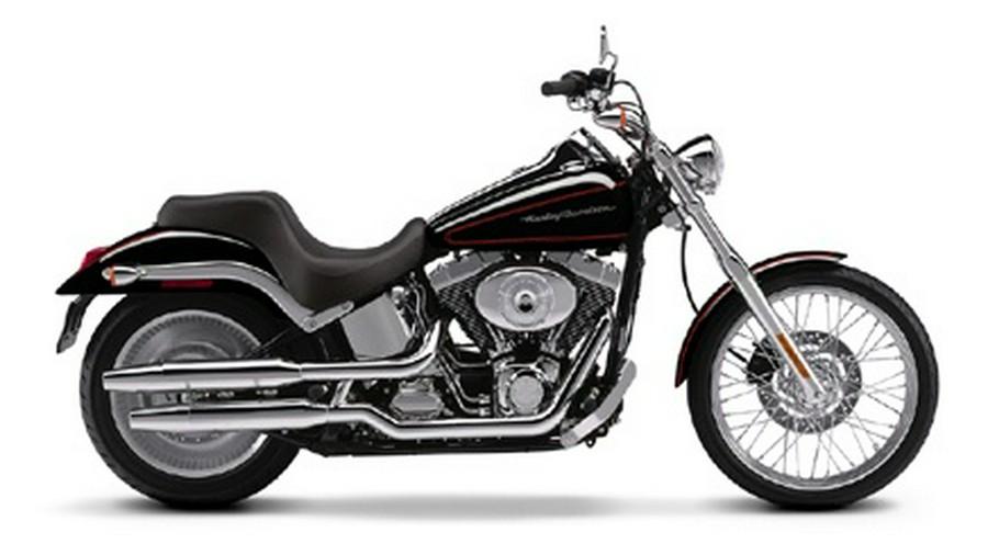2002 Harley-Davidson FXSTD/FXSTDI Softail® Deuce™