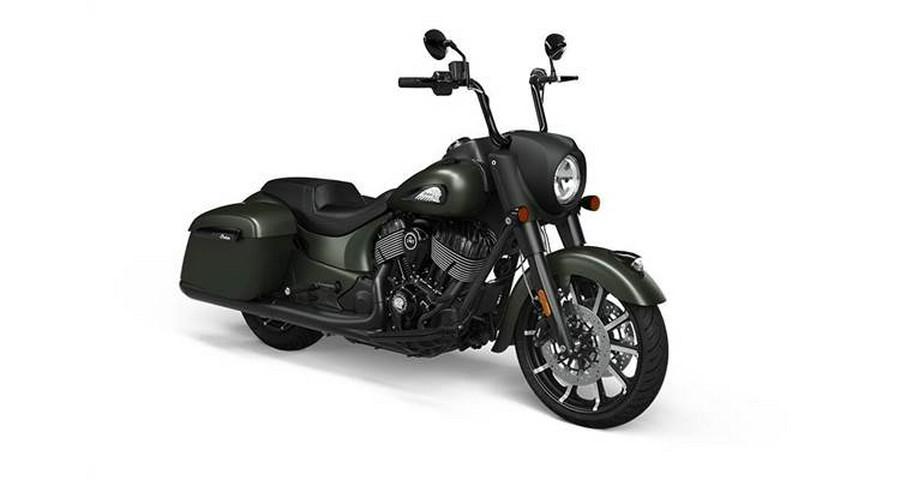 2021 Indian Motorcycle SPRINGFIELD DARK HORSE