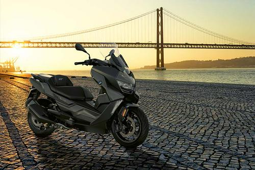 2022 BMW C 400 GT   First Look Review