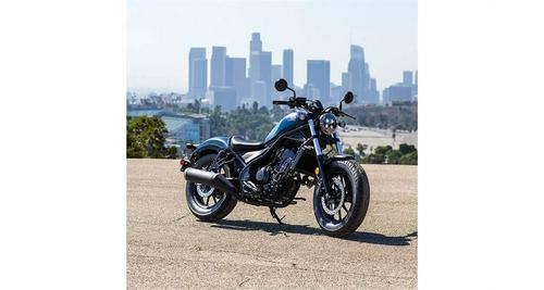 2020 Honda Rebel 300 Review (16 Fast Facts For City Cruising)