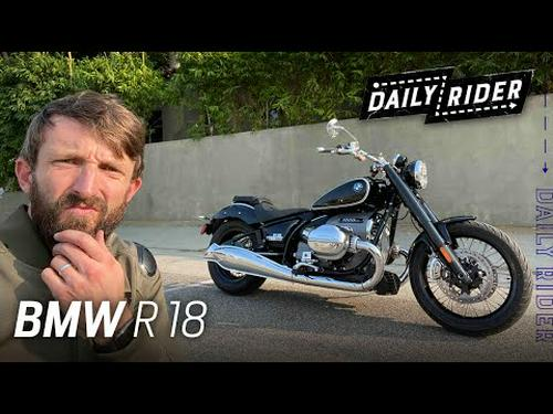 2021 BMW R 18 Review   Daily Rider