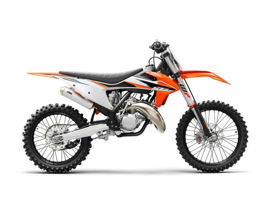 2021 KTM 125 SX