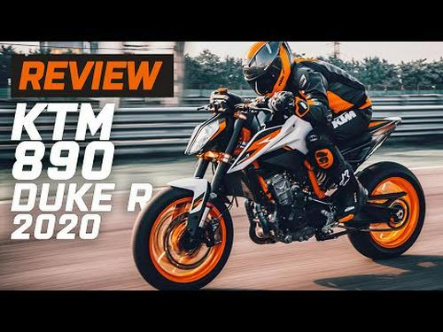 New KTM 890 Duke R Review 2020 | Visordown.com