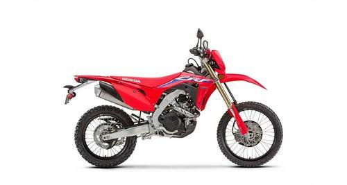 2022 Honda CRF450RL Preview