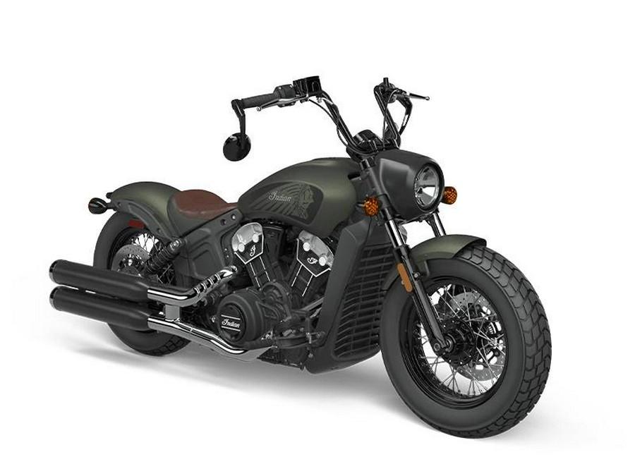 2021 Indian Motorcycle® Scout® Bobber Twenty ABS Sagebrush Smoke