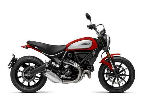 2021 Ducati Scrambler Nightshift First Ride Review