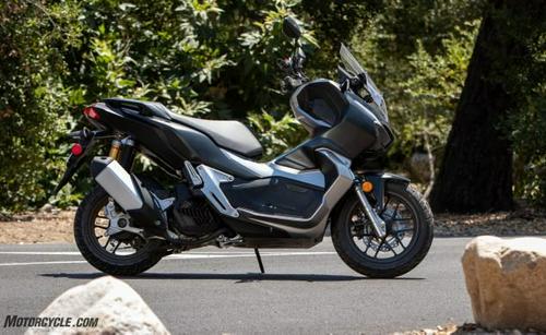 2021 Honda ADV150 Review – First Ride