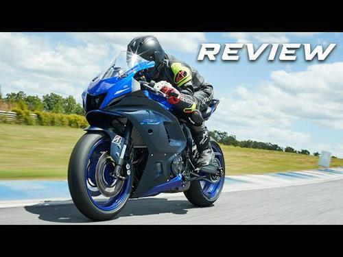 Yamaha R7 2022 1st Ride Review / @MotoGeo