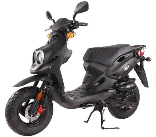 2019 Genuine Scooters Roughhouse 50