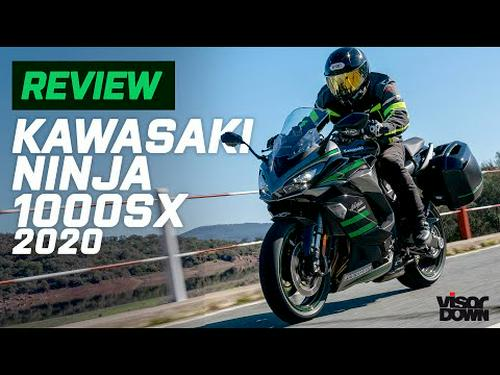 2020 Kawasaki Ninja 1000SX Review | Visordown.com