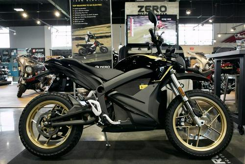 2020 Zero DSR ZF14.4 Charge Tank Quick Charger