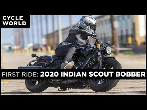 2020 Indian Scout Bobber Sixty Review
