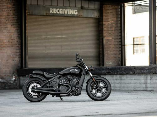 2020 Indian Motorcycle Scout Bobber Sixty Preview First Look Photo Gallery