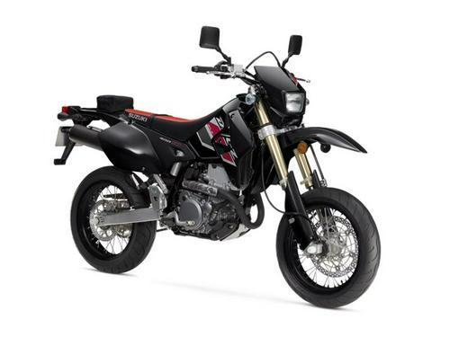 2021 Suzuki DR-Z400SM MC Commute Review