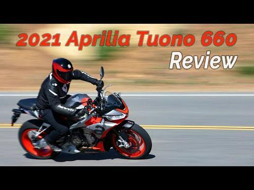 2021 Aprilia Tuono 660 Review