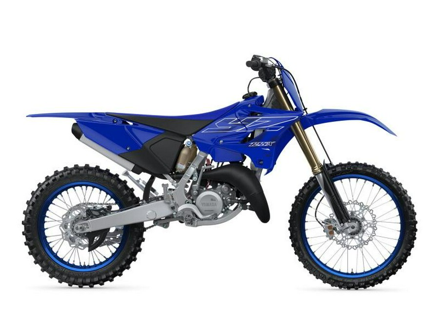 2022 Yamaha YZ125X