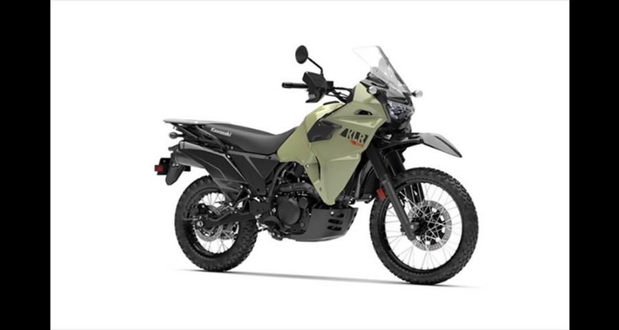 2022 Kawasaki KLR®650 Adventure