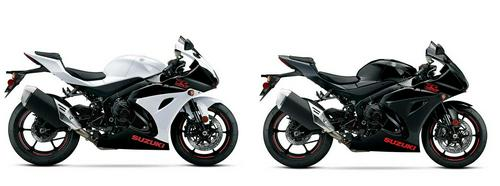 2020 Suzuki GSX-R600, GSX-R750, GSX-R1000 First Look Preview