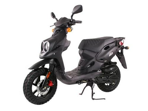 2018 Genuine Scooter Co Roughhouse 50