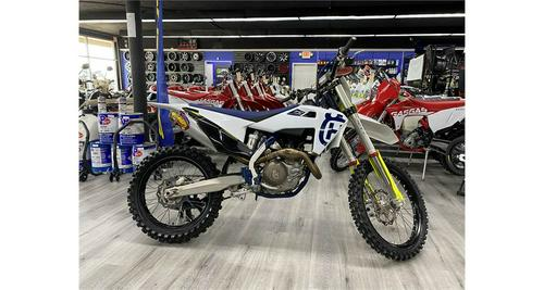 2020 Husqvarna FC 450, 350 and 250 First Look (5 Fast Facts)