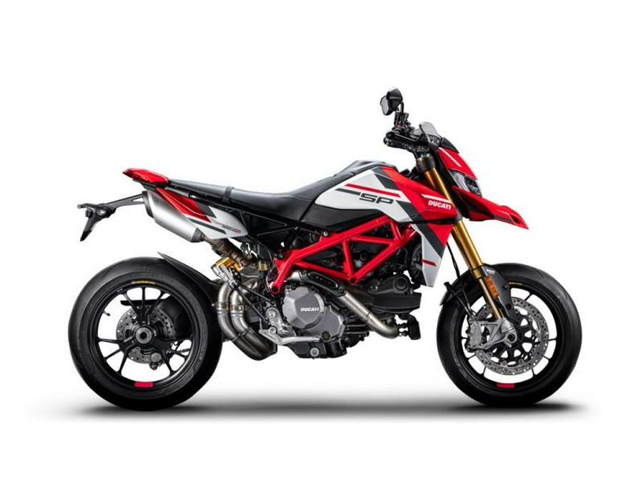 2022 Ducati Hypermotard 950 SP Livery