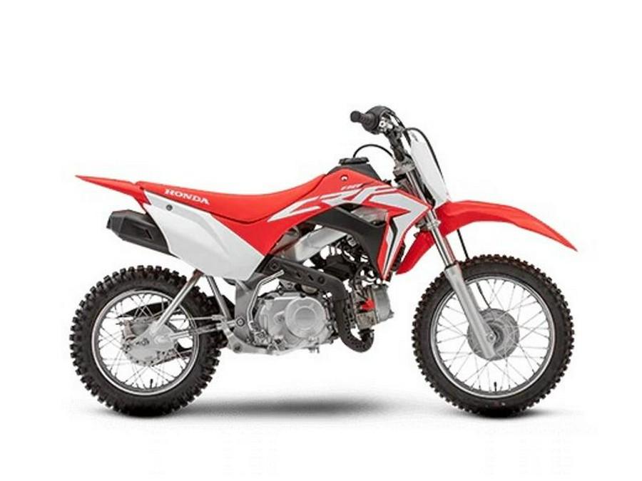 2021 Honda® CRF110F