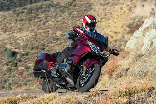 2019 Honda Gold Wing DCT | Road Test Review