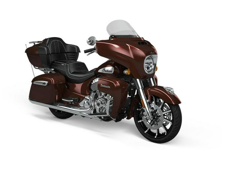 2021 Indian Motorcycle® Roadmaster® Limited Crimson Metallic