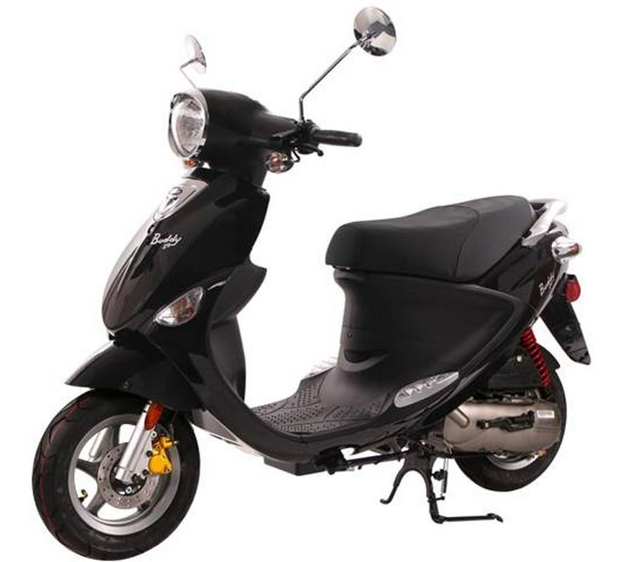 2019 Genuine Scooters Buddy 50