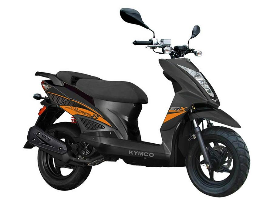 2021 Kymco Super 8 50X