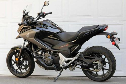 2020 Honda NC750X DCT ABS MC Commute Review Photo Gallery