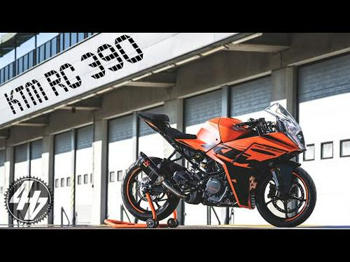 2022 KTM RC 390 | Road + Track Review