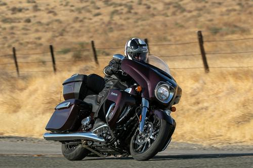 2021 Indian Roadmaster Limited | Tour Test Review