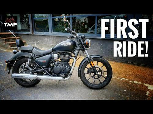 New 2021 Royal Enfield Meteor Review | First Ride - Third Time lucky!