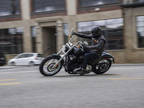 2020 Harley-Davidson Softail Standard Preview