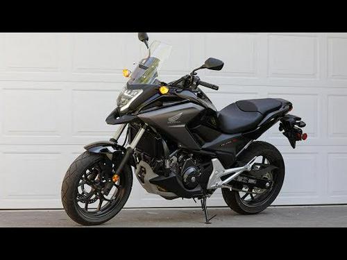 2020 Honda NC750X DCT ABS Review | MC Commute