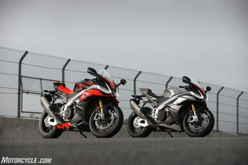 2021 Aprilia RSV4 and RSV4 Factory Review – First Ride