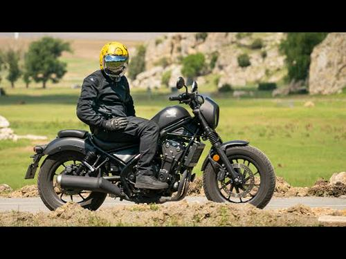 2020 Honda Rebel 500 Review - How good it really is?