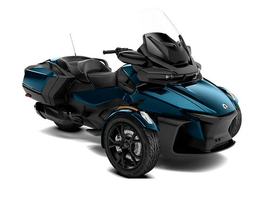 2021 Can-Am® Spyder® RT SE6