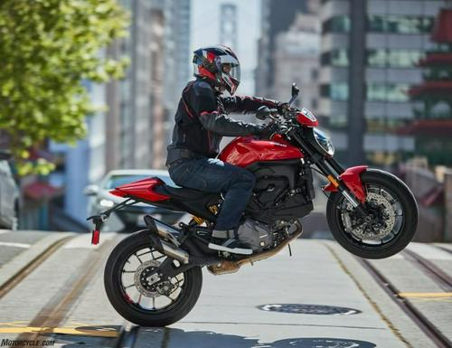2021 Ducati Monster Review First Ride