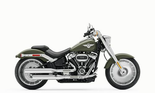 2021 Harley-Davidson Fat Boy 114 | First Look Review