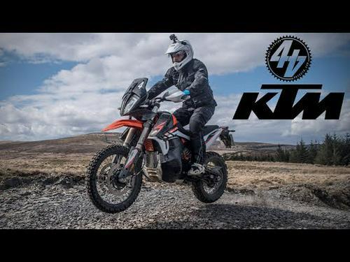 2021 KTM 890 Adventure + Adventure R | First Ride