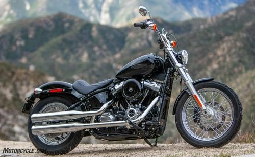 2020 Harley-Davidson Softail Standard Review