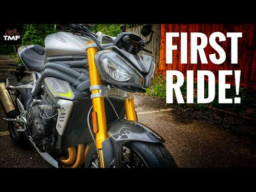 2021 Triumph Speed Triple 1200 RS Review | First Ride