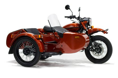 2018 Ural Motorcycles Gear Up