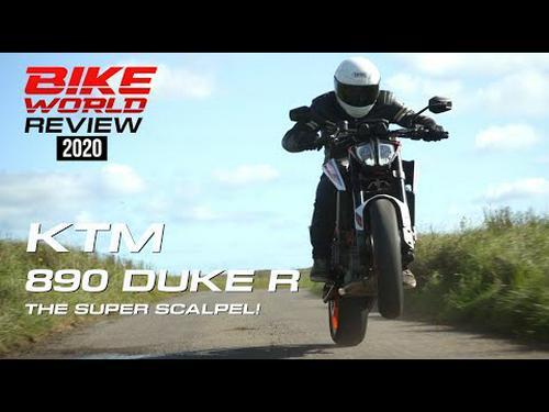 2020 KTM 890 Duke R Review (The Super Scalpel) 4K